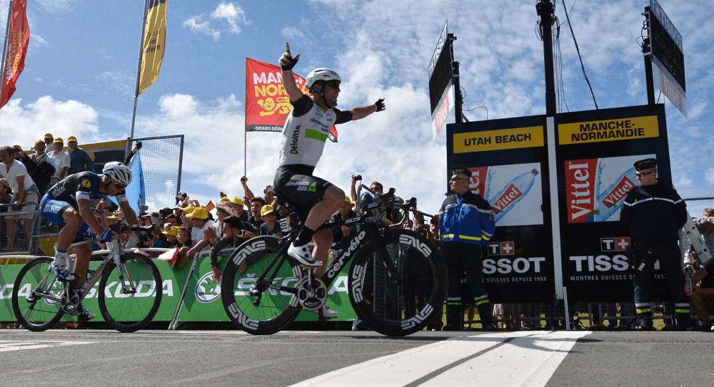 Tour de France 2016 week 1 fotofinishes